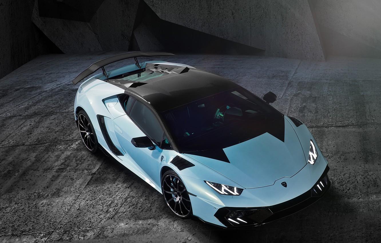 Фото обои Lamborghini, View, Mansory, Supercar, Huracan, Top, Torofeo, 1000HP