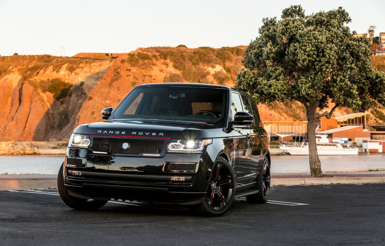 Обои внедорожник, 600 supercharged, ares design, range rover. Автомобили foto 8