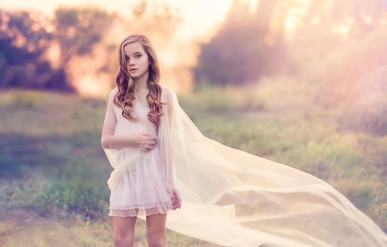 Обои платье, Девочка. Разное foto 7