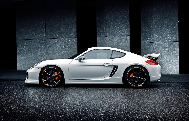 Обои Porsche cayman, Techart, car, тюнинг. Автомобили foto 6