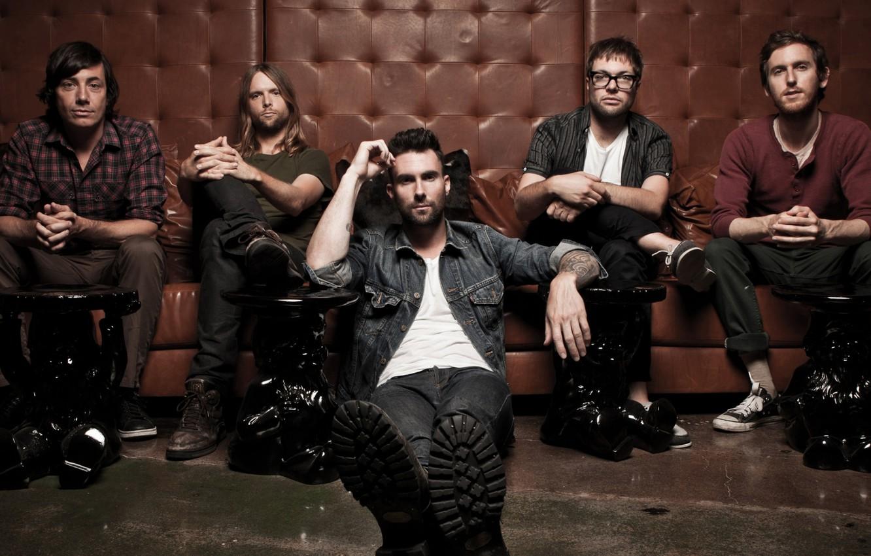 Фото обои music, man, singer, adam levine, Maroon 5