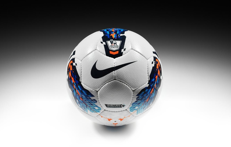 Обои nike, премьер-лига, football, Barclays premier league, мяч. Спорт foto 6