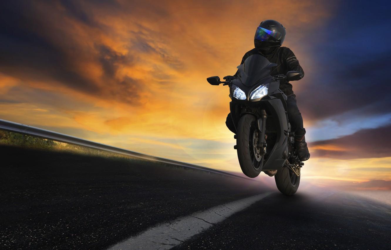 Обои Байк, Мотоцикл. Мотоциклы foto 6