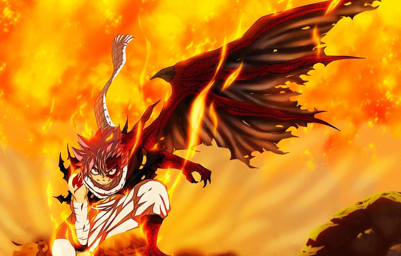 Фото обои fire, battlefield, flame, logo, game, anime, tattoo, dragon, brand, transformation, asian, manga, scarf, japanese, Fairy …
