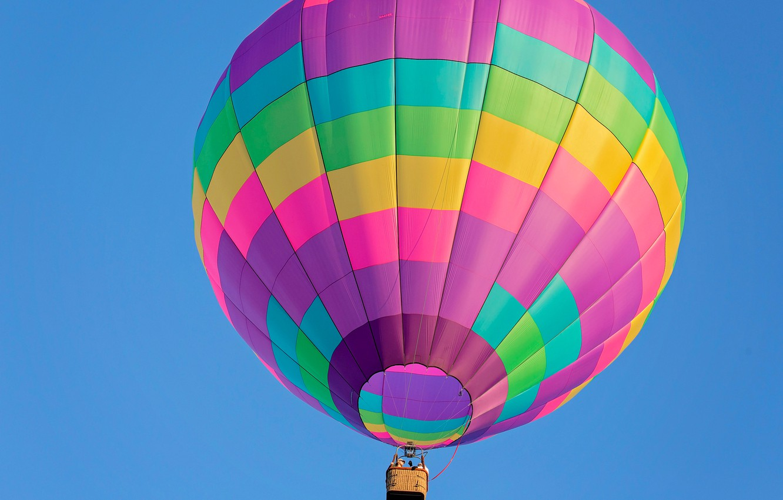 Обои воздушный шар, корзина. Авиация foto 10