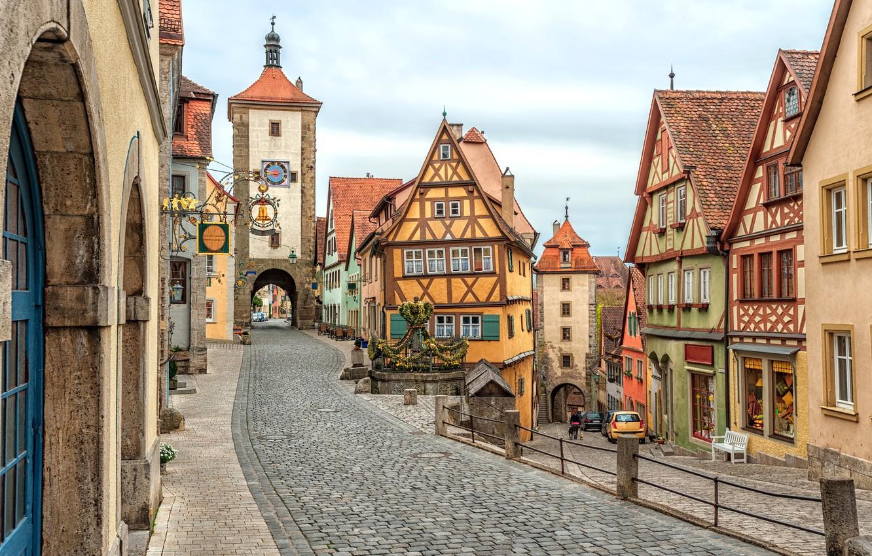 Обои красиво, германия. Города foto 7