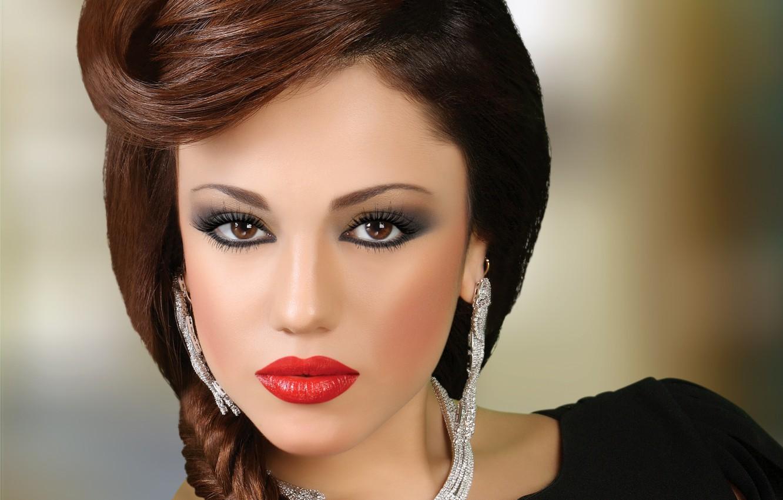 Красивые картинки с красивым макияжем