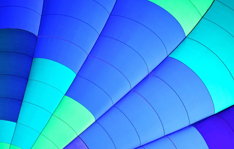 Фото обои лучи, линии, полосы, воздушный шар, цвет, дуга, зонт, парус, сектор