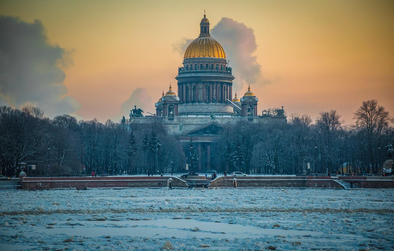 зимний петербург фото в высоком разрешении стало частью важных