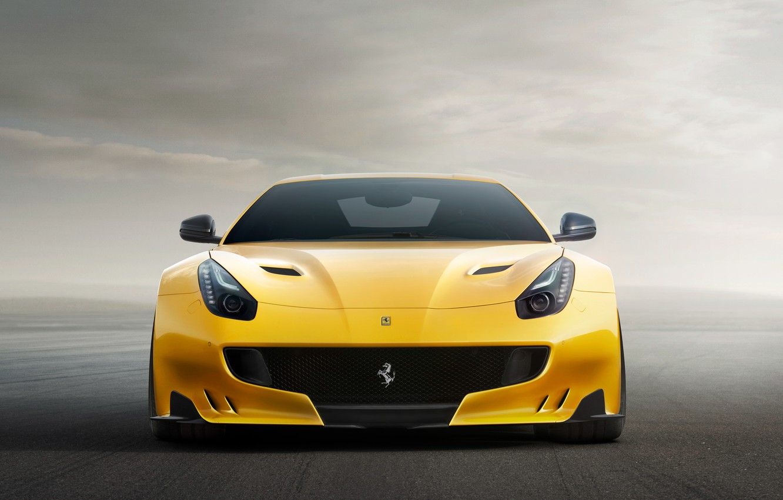 Фото обои Ferrari, суперкар, ферари, F12