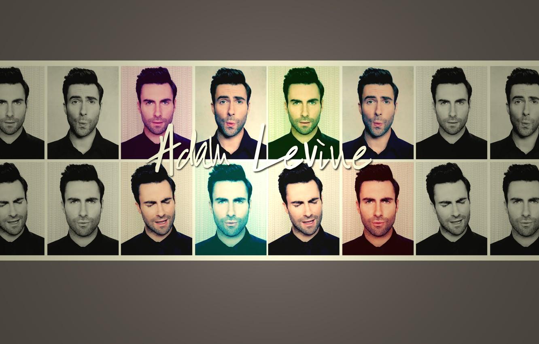Фото обои музыка, Адам, певец, maroon 5, adam levine