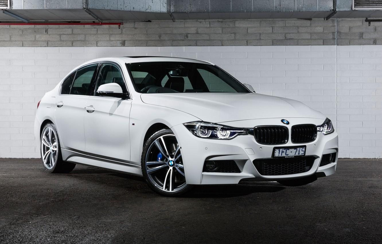 Фото обои бмв, BMW, седан, F30, Sedan, 3-Series