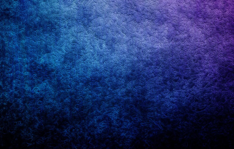 Фото обои волны, фиолетовый, синий, узоры, текстура, изгибы