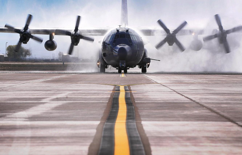 Обои ii, 130W, полоса, stinger, Самолёт. Авиация foto 6