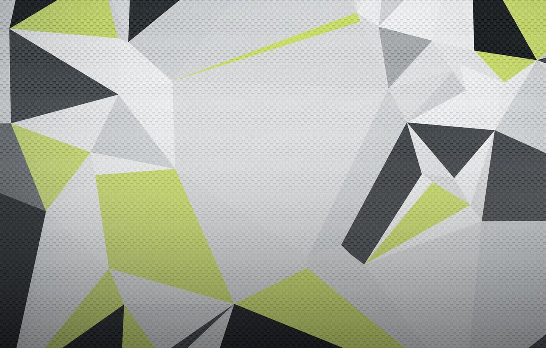 Обои Цвет, абстракция, треугольник. Абстракции foto 15