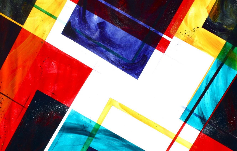 Обои абстракция, Цвет, форма. Абстракции foto 16