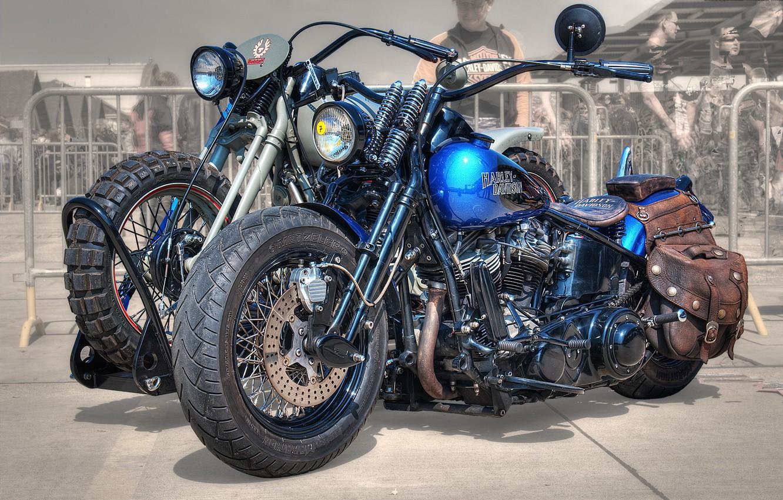 Фото обои дизайн, стиль, фон, HDR, мотоцикл, форма, байк, Harley-Davidson