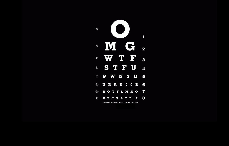 Фото обои буквы, минимализм, слова, таблица