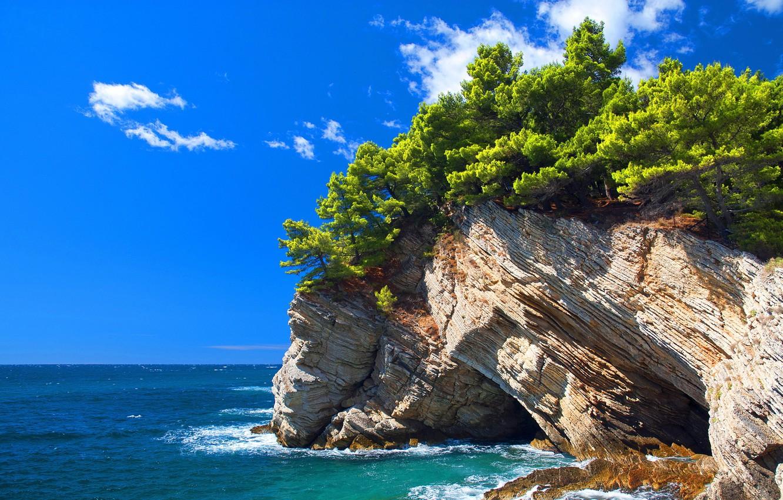 всю картинки на рабочий стол море горы природа черное море просторечье называют угрями