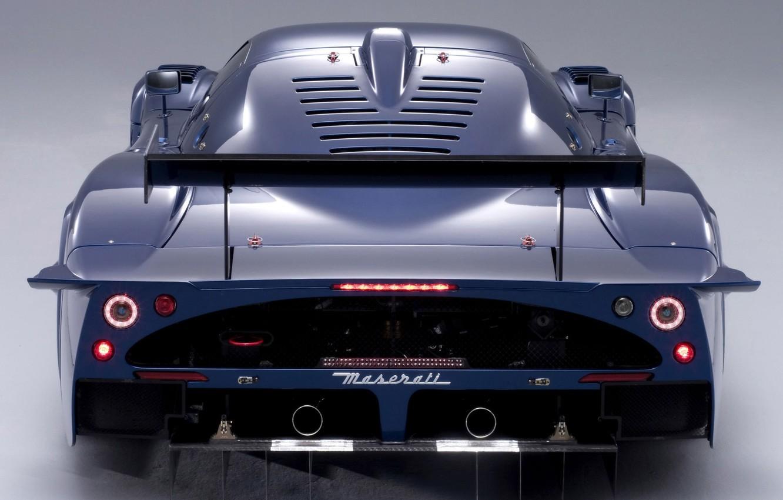 Фото обои 1920x1440, двухместный гиперка, maserati mc12, corsa rear