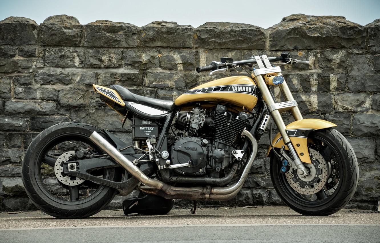 Фото обои дизайн, фон, мотоцикл, Yamaha