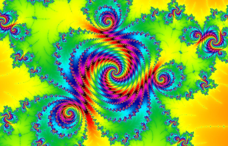 Обои спираль, узор, свет, Цвет. Абстракции foto 9
