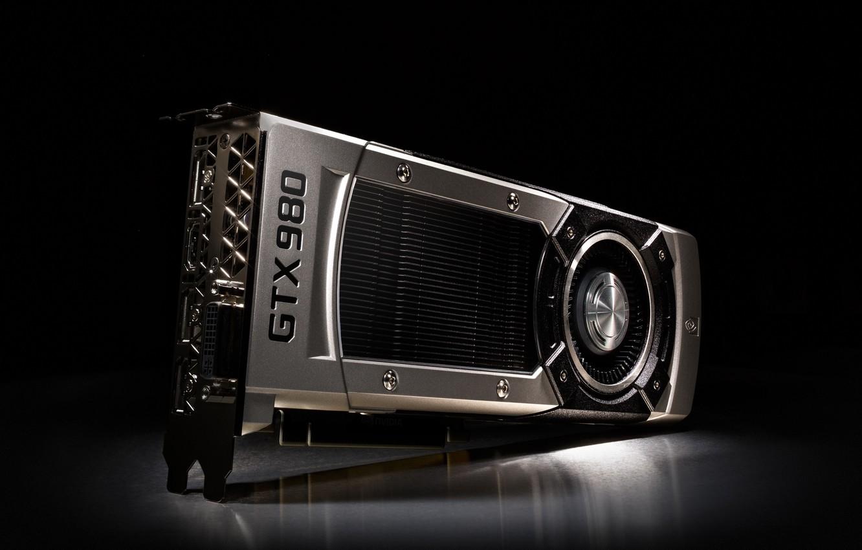 Фото обои nVidia, GeForce, видеокарта, GTX 980