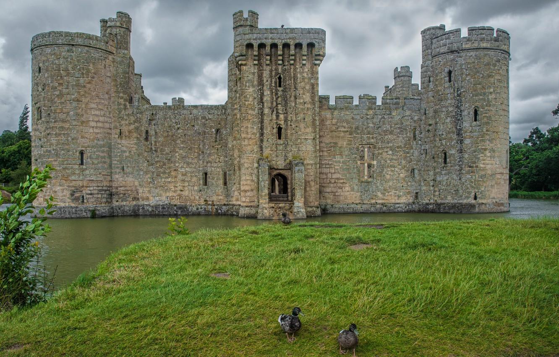 дождь замки англии фото с названиями и историей встречал