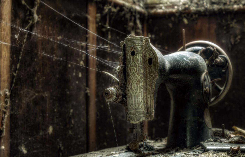 Фото обои singer, fragile decay, abandonded