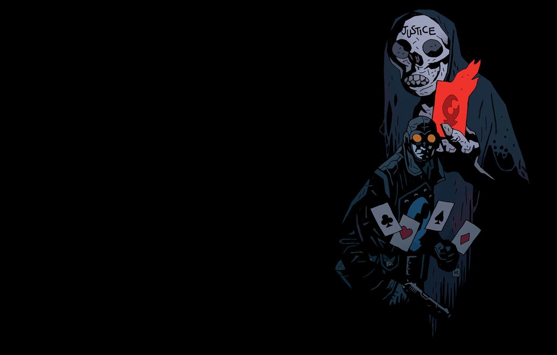 смерти играть карта
