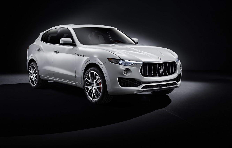 Фото обои Maserati, мазерати, кроссовер, леванте, Levante