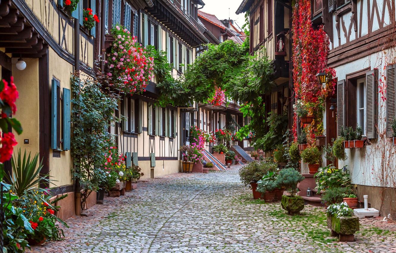 Обои красиво, лето, германия. Города foto 6