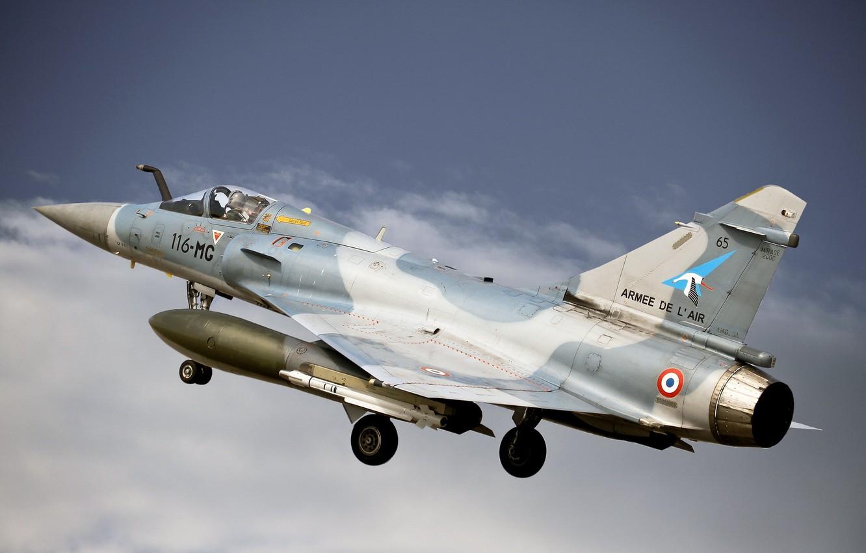 Обои Самолёт, Mirage 2000. Авиация foto 14