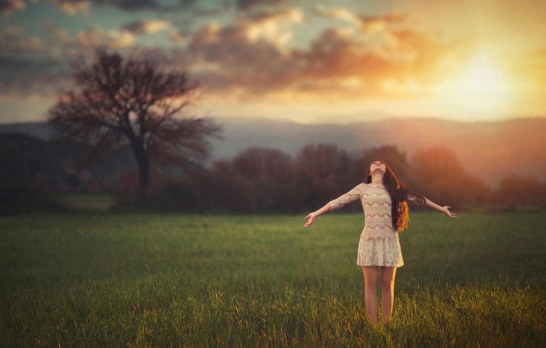 девушки фото свобода