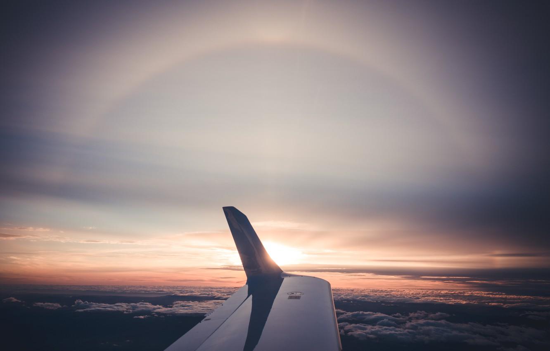 Обои в небе, Самолёт. Авиация foto 11