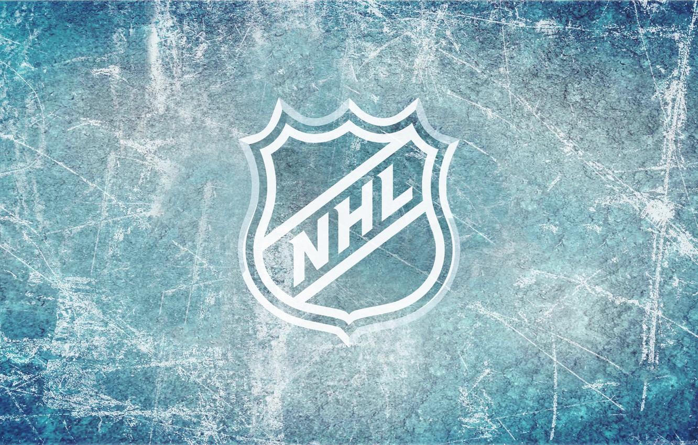 Фото обои лед, надпись, знак, обои, спорт, хоккей, NHL