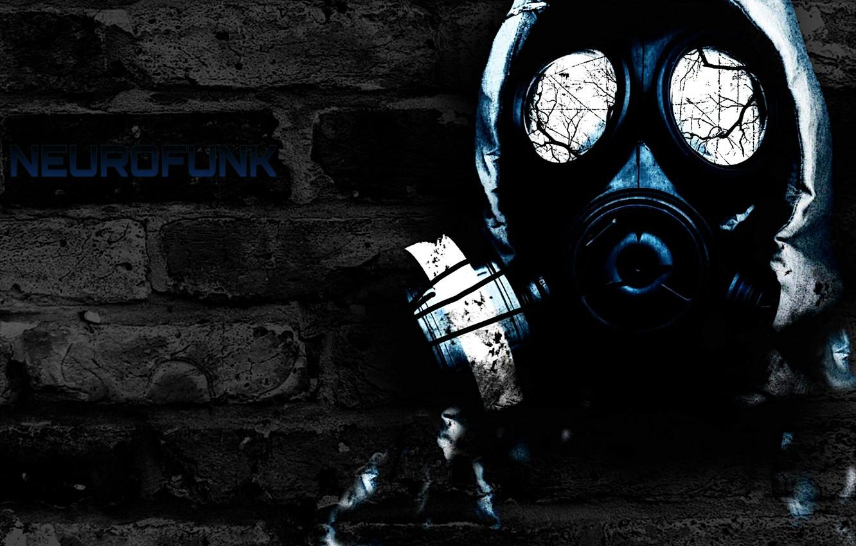 Фото обои music, dark, dnb, drum & bass, neurofunk
