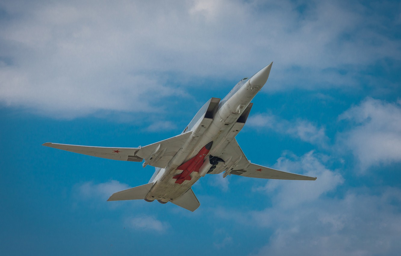 Обои Ту-22м3, сверхзвуковой, ракетоносец-бомбардировщик. Авиация foto 11