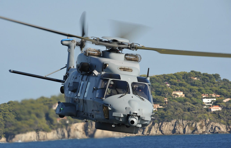 Обои as365n3, Eurocopter, dauphin ii, многоцелевой. Авиация foto 17