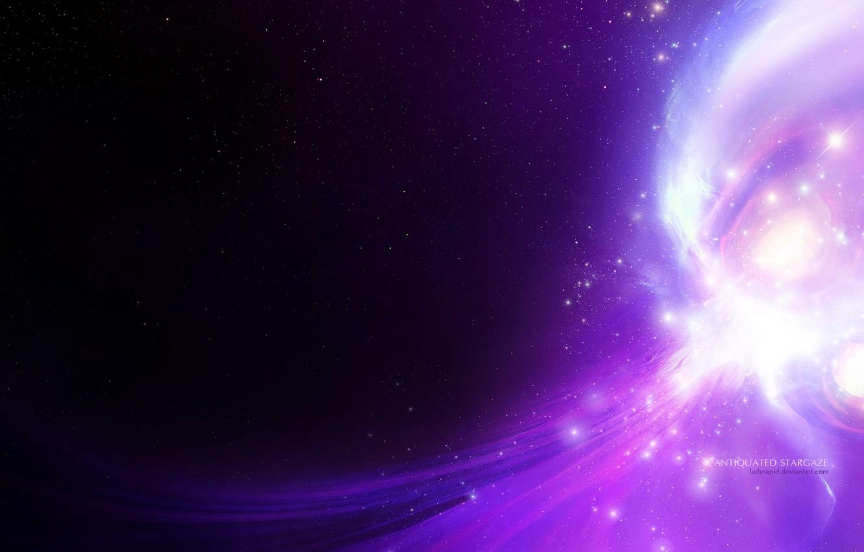 Фото обои звезды, lights, Свет, stars