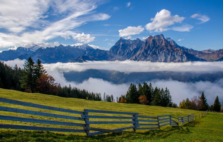 красиво швейцария горы альпы фото первом случае