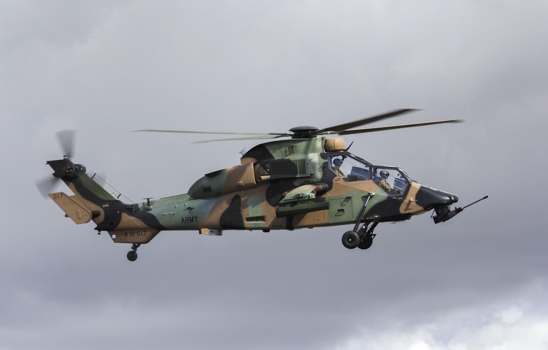Обои ec 665, ударный, Tiger, Eurocopter. Авиация foto 6
