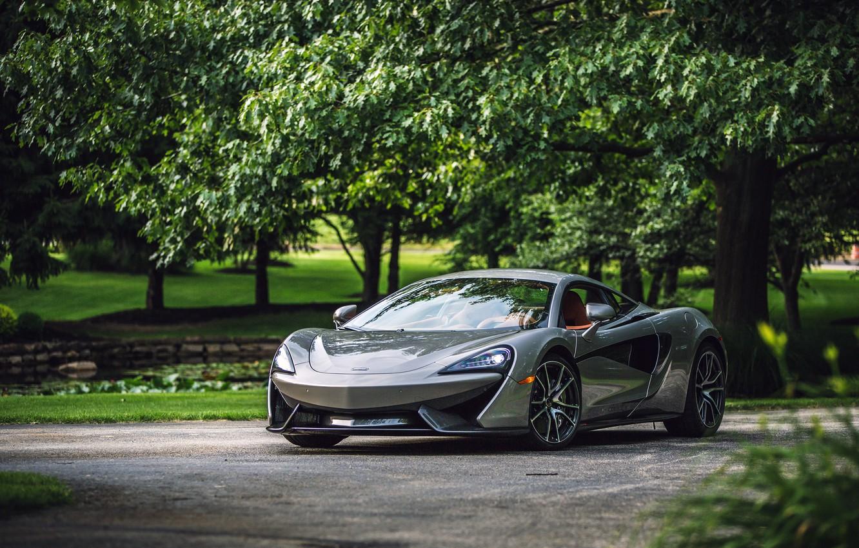 Фото обои McLaren, суперкар, макларен, 570S