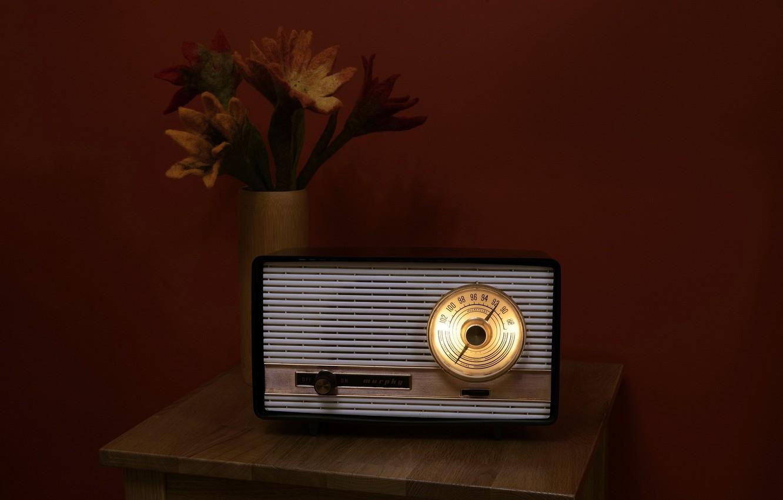 Фото обои Radio, Murphy, U502