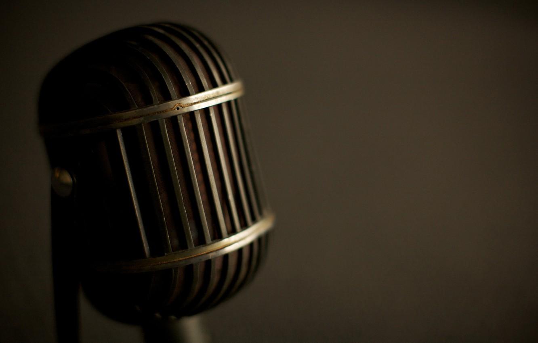 Обои микрофон, стиль, музыка. Музыка foto 8