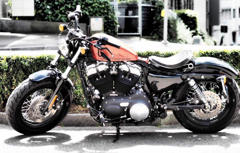 Фото обои дизайн, фон, мотоцикл, Harley Davidson, Iron 833