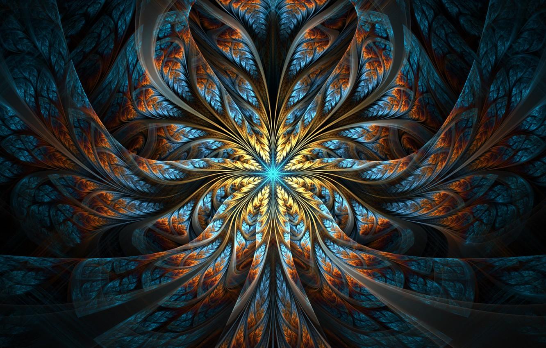 абстрактные узоры фрактал картинки характеризуются появлением