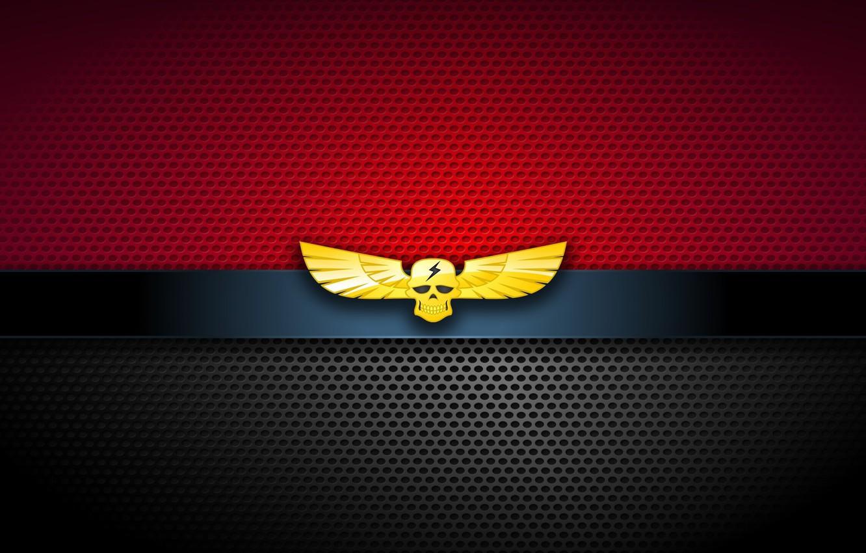 Фото обои cinema, skull, red, logo, game, black, hat, lightning, wings, movie, evil, film, martial artist, Street …