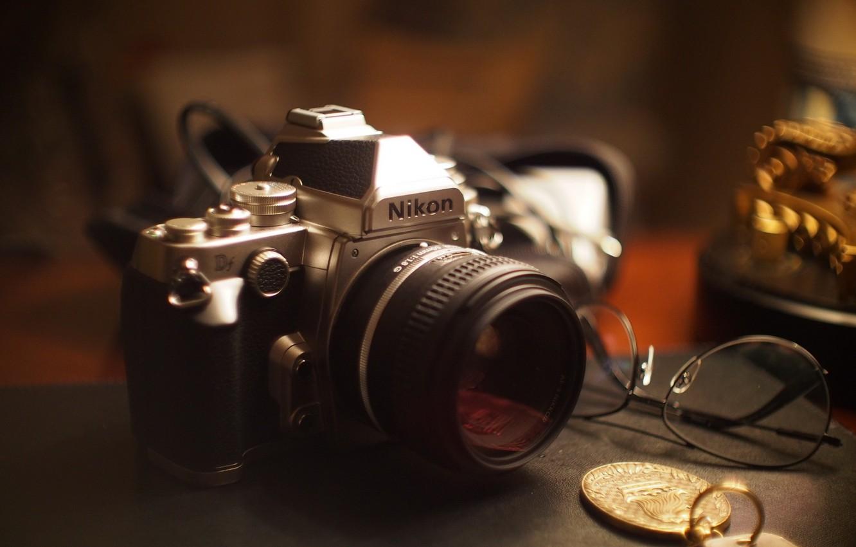 Обои камера, фон, makro. HI-Tech foto 12