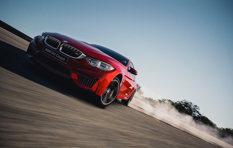 Фото обои BMW, Занос, Coupe, F82, Gran Turismo 6